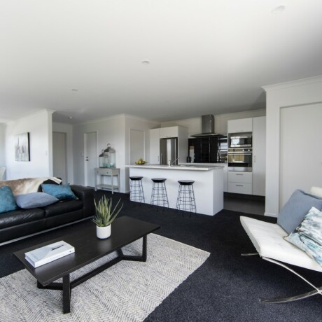 Couple build their impressive first investment property in Auckland