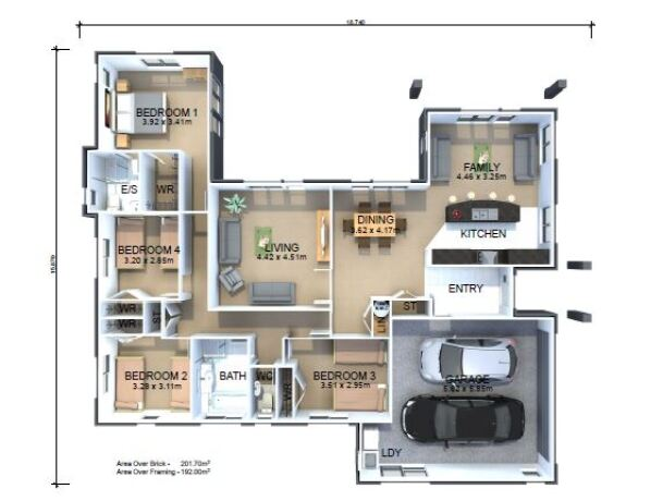 Generation Homes Package Lot 27 - East Bank Estate