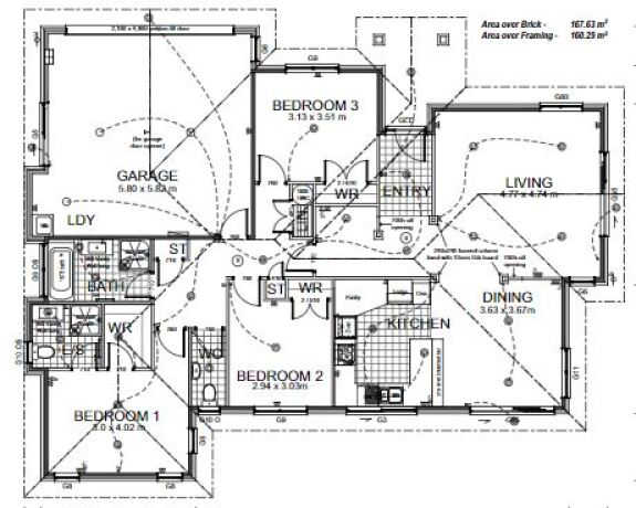 Generation Homes Package Lot 24 - East Bank Estate