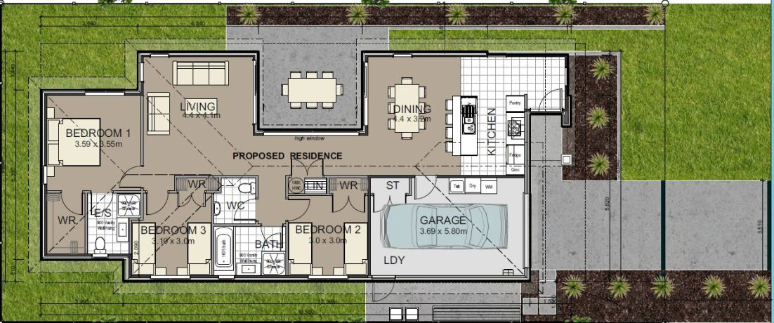 Generation Homes Package Lot 5 - East Bank Estate