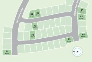 Generation Homes Subdivision Norfolk Drive Stage 3