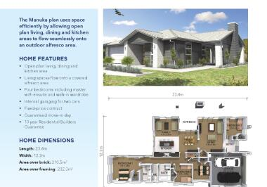 Generation Homes Rotorua / Taupo House and Land Packages - Lot 349: NgaRoto Estate