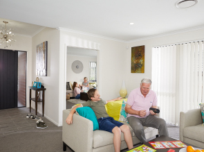 Generation Homes Plan Generation Homes' chief executive Kevin Atkinson offers some tips for successful multi-generational living