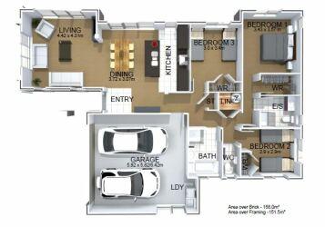 Generation Homes Plan Nikau