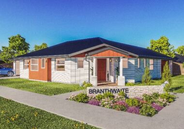 Generation Homes Christchurch House and Land Packages - Lot 3 - Branthwaite