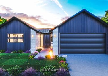 Generation Homes Christchurch House and Land Packages - Lot 45 - Copper Ridge