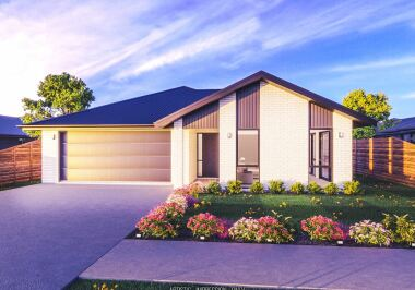 Generation Homes Christchurch House and Land Packages - Lot 42 - Copper Ridge 4 bed