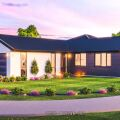 Generation Homes Christchurch House and Land Packages - Lot 21 - Copper Ridge 3 bed