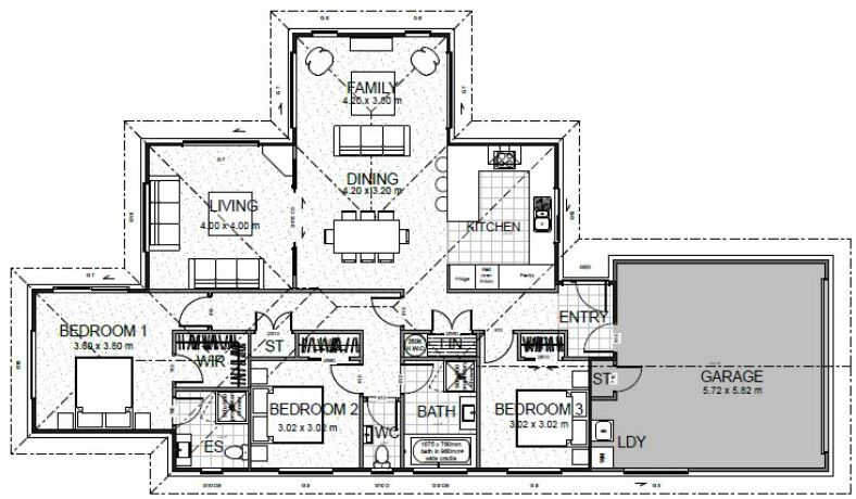 Generation Homes Package Lot 18 - Copper Ridge 3 bed