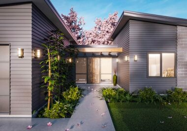 Generation Homes Christchurch House and Land Packages - Lot 7 - East Maddisons Estate Monopitch design