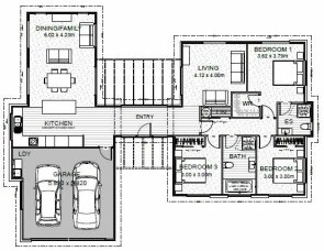 Generation Homes Package Lot 7 - East Maddisons Estate Monopitch design