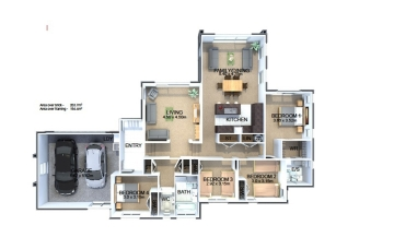 Generation Homes Package Parkwood House and Land Package