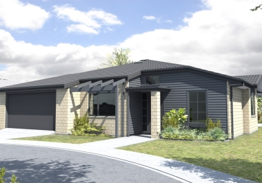 Generation Homes Northland House Only Packages - Rosehill