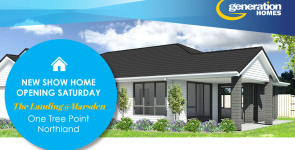 Our new Show Home - Opening on Saturday 9 February