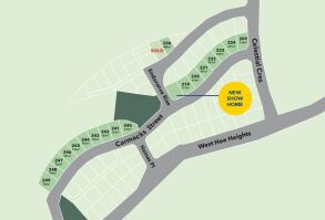 Generation Homes Subdivision West Hoe Heights, Orewa