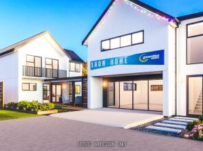 Generation Homes Plan New Show Home for Christchurch - Opening 9 March