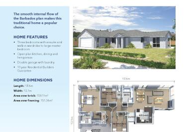 Generation Homes Taupo, Rotorua, Kawerau House and Land Packages - Unique Location @ Lot 12 St Pats