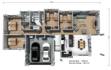 Generation Homes Package Lot 42 - The Landing@Marsden