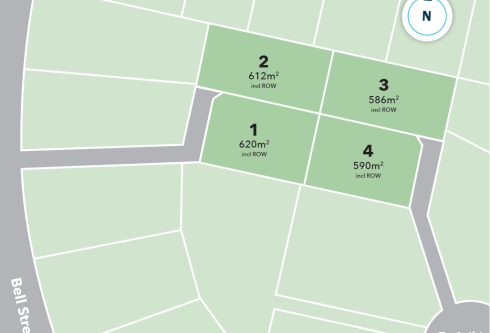 Generation Homes Subdivision Bell Street