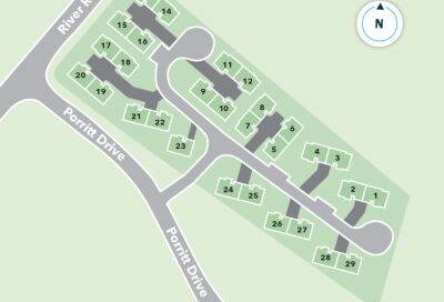 Generation Homes Subdivision Porritt Glade Lifestyle Village