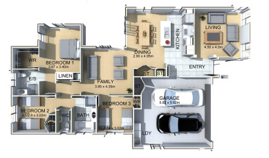 Generation Homes Package Lot 3 - Laderia Place Stage 2 Geneva