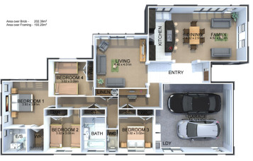 Generation Homes Package Lot 14 - Kimbrae Drive