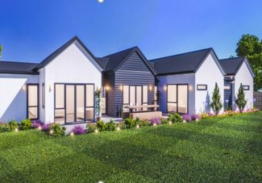 Generation Homes Christchurch House and Land Packages - Lot 204 - Halswell Commons - Simply Amazing 4 Bed