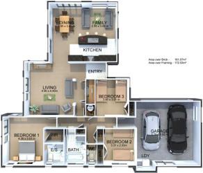 Generation Homes Plan Kingston