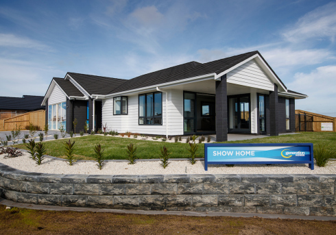 Generation Homes House Plans - One Tree Point Show Home