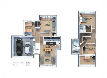Generation Homes Plan Lipizzan