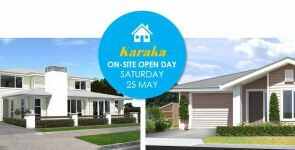 Join us on-site in Karaka, Sat May 25