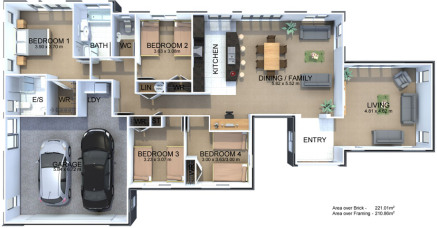 Generation Homes Package Lot 34 - Shannon Park