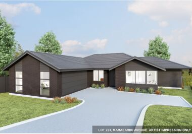 Generation Homes Auckland North House and Land Packages - Orewa-  Downsizers Dream Home