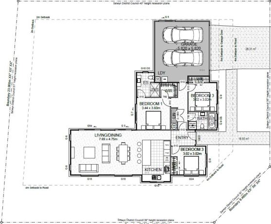 Generation Homes Package Lot 7 - East Maddisons 3 bed and big backyard