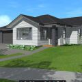 Generation Homes Auckland North House and Land Packages - MIlldale - Lot 128 Maurice Kelly Rd