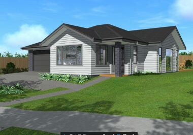 Generation Homes Auckland North House and Land Packages - MIlldale - 3 B/R, Dbl Garage, 100% Fixed Price!