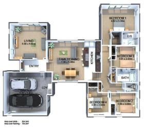 Generation Homes Plan Marino