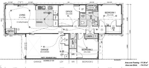 Generation Homes Package BOOM !!! 3 Bedroom,Bathroom and Extra toilet