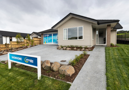 Generation Homes House Plans - Helensville Show Home