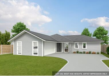 Generation Homes Auckland North House and Land Packages - Orewa - Lot 226 Endurance Rise