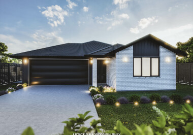 Generation Homes Christchurch House and Land Packages - Lot 24 - Branthwaite
