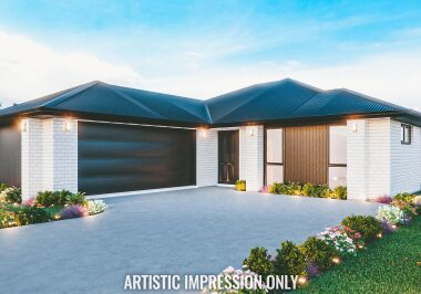 Generation Homes Christchurch House and Land Packages - Lot 25 - Branthwaite