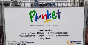 Plunket gets a makeover