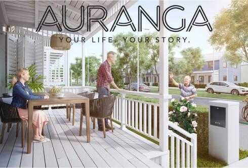 Generation Homes Subdivision Auranga