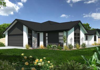 Generation Homes House Plans - Totara Parklands Showhome