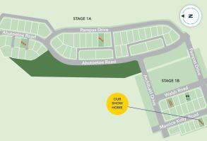 Generation Homes Subdivision Milldale