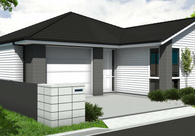 Generation Homes Rotorua / Taupo House and Land Packages - Bowen Street H&L Package
