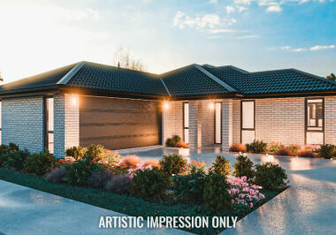Generation Homes Christchurch House and Land Packages - Lot 16 - Branthwaite - Bright Future