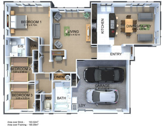 Generation Homes Plan Morgan