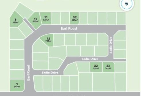 Generation Homes Subdivision Wairere Drive